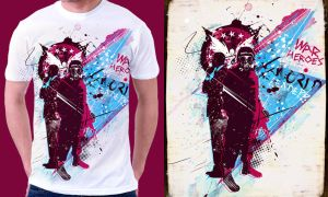 War Heroes : Shirt by choppre