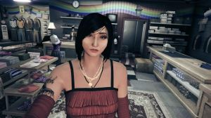 GTA Online - My asian character 8 by smileybeat