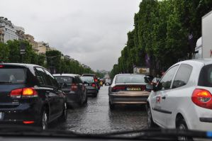 Champs Elysees 2 by Z-Designs