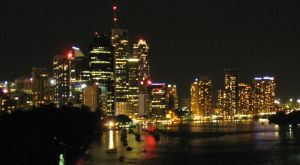Brisbane by Night 4 by darkbhudda