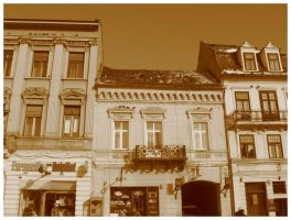 in Brasov I by raven30hell