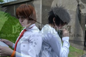 DeathNote by ReplayCosplay