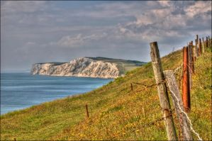 Wight Cliffs by Tangent101