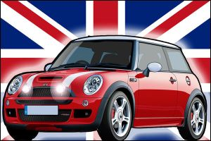 United Kingdom Mini by Boterres