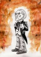 The First Doctor by memorypalace