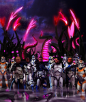 The Clone Wars: The Hunt for Krell by darthnito
