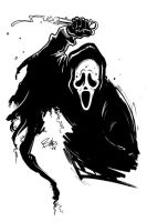GHOST FACE KILLAH by mister-bones