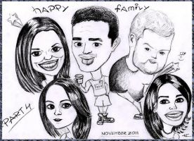 Happy Family Part 4 by viosna