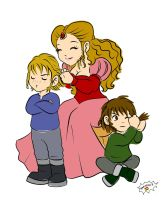 Dis great mom! by Axcido