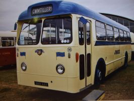 show bus duxford classic buses by Sceptre63
