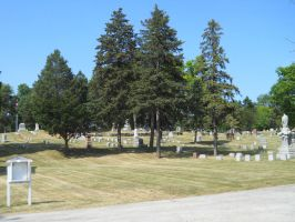 Wauwatosa Cemetery Stock 1 by Urceola