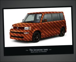 The Javanesse taste XB TYPE by mindriders