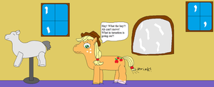 AJ and the english stylist pony pt.3 by thetrans4master