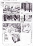 Frozen Forest Page 1 by MattxMourning