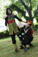 Jack Spicer and Chase Young by PrinceRaMMYz