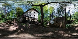The watermill ::360Pano:: by rdevill
