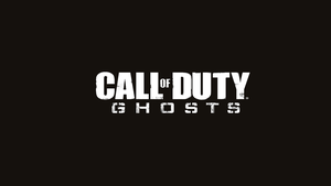 Call of Duty : Ghosts - Official HD Wallpaper Logo by MuuseDesign