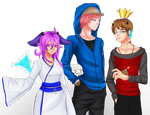 [GIFT] The Three Siblings by Cantrona