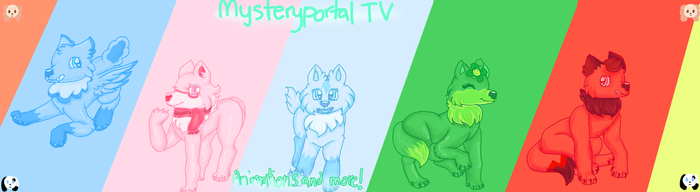 New Channel Banner by Mysteryportal