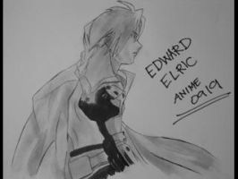 Edward Elric by aNiMe0919