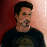 -Tony Stark 2- by royswordsman