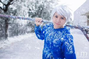 Snowy Day with Jack Frost by DuysPhotoShoots