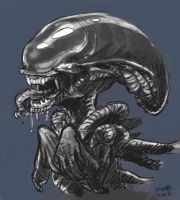 Xenomorph by KGBigelow