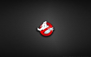 Wallpaper - The Real Ghostbusters Logo by Kalangozilla