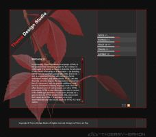 Thema Design Website III by thierry-eamon