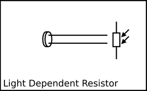 EL - Light Dependent Resistor by dsonck92