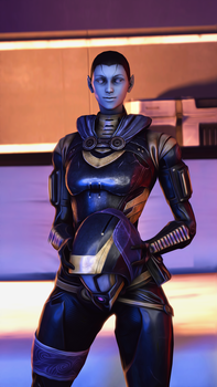 New Year, New Tali (Version 1 Alternate) by Spartanburger