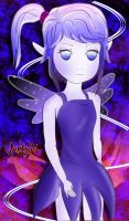 dark fairy XD by astral1224