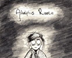 Adolphus Riddle by Nick356