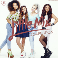 Little Mix - Competition (Cover Single) by LadyWitwicky