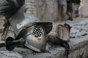 Gladiator gear by Very-Free-Stock