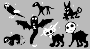 Halloween Adopts TAKEN by JinAdopts