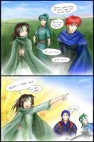 Wrong game, dear tactician by Oviot