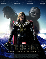 THOR: THE DARK WORLD - POSTER II by MrSteiners