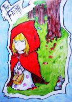 Little Red Riding Hood by Joao-paulo