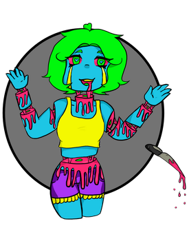 Candy Gore 2 by 3dsgirl577