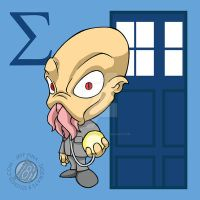 Doctor Who: Chibi Ood by Sideways8Studios