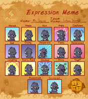 PMD-Origins: Meme - Ms. Degree Expressions by Hedgermins
