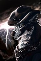 Darkness Storm by WolfRoad