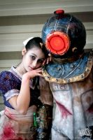 Sister dear - Bioshock 2 by Lily-pily