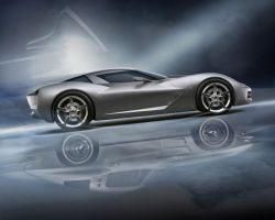 Stingray Concept 2009 - 2 by Mario4155