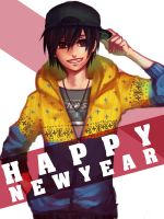 2014HAPPY NEWYEAR by LengYou