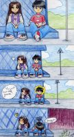 DxA-At the Bus Stop by WickedGhoul