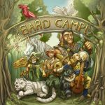 Bard Camp by butterfrog