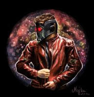 Star Lord by Myarine