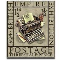 Steampunk Word Processor Icon Microsoft Word MkIII by yereverluvinuncleber